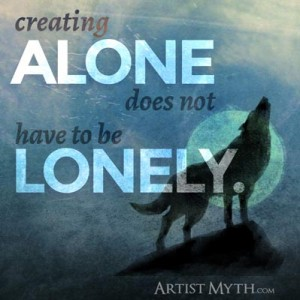 The Isolated Artist Myth