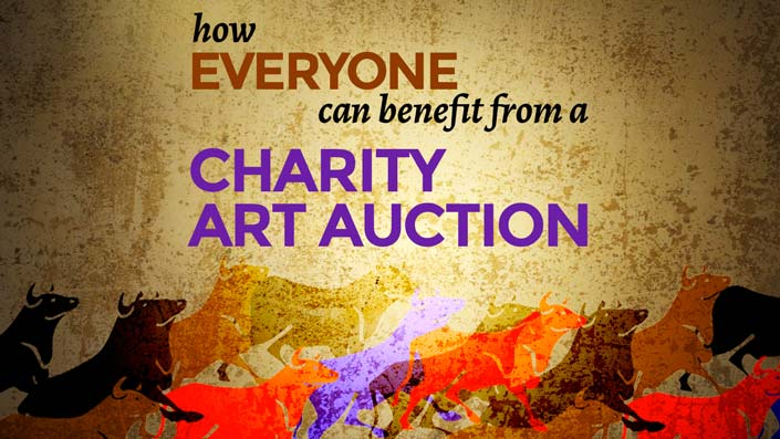 How Everyone Can Benefit From A Charity Art Auction