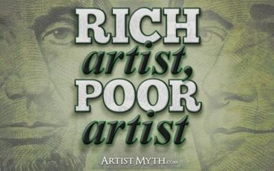 Rich Artist, Poor Artist