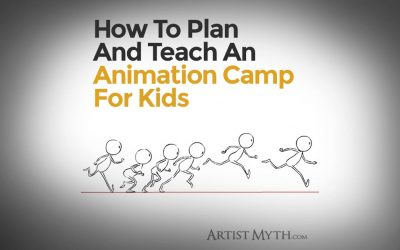 How To Plan And Teach An Animation Camp For Kids